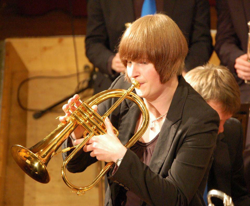 Daniela Czech : Trompete, Horn